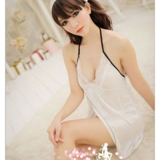 QX279 fashion 2014 underwear women sexy Women's sexy usuginun milk gallus ultimate temptation babydoll lingerie sexy