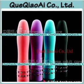 Que1127, free shipping, G-spot massager/multi-function vibration,waterproof vibrator/vibe,women sex toy