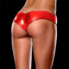 Susan' Women Ladies Hot Sale Special Sexy Metallic Lingerie G-String Micro Thong Underwear Pants Bikini Briefs 16 Colors